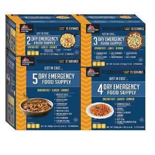 Mountain House Emergency 14-day Supply For One Person