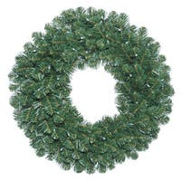 Vickerman 36-inch Oregon Fir Wreath with 190 Tips