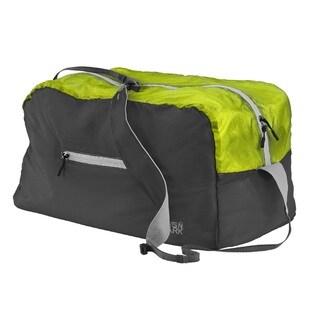 ElectroLight Bright Expanable Nylon Duffel Bag