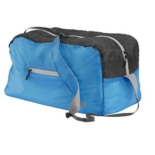 ElectroLight Bright Expanable Nylon Duffel Bag