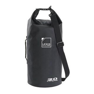 Lewis N. Clark Black Heavy-duty Dry Bag