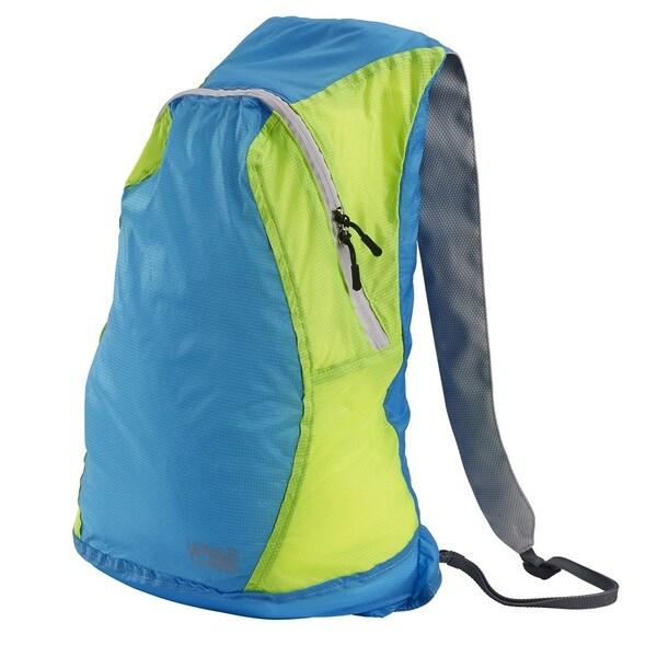 Lewis N. Clark ElectroLight Multicolor Nylon Backpack