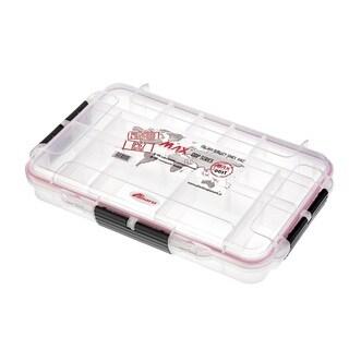 Plastica MAX003T 13.77-inch x 9.05-inch x 2.32-inch Waterproof Tackle Box