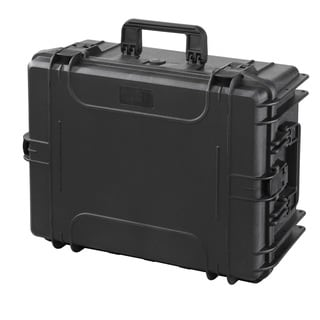 MAX Case Plastica MAX540H245STR Black Polypropylene 23.78-inch x 18.62-inch x 11.14-inch Waterproof Tackle Box