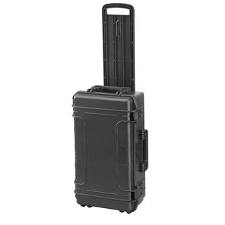 Plastica MAX Black Polypropylene Waterproof Case