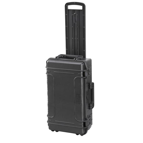 Plastica MAX Black Polypropylene Waterproof Case