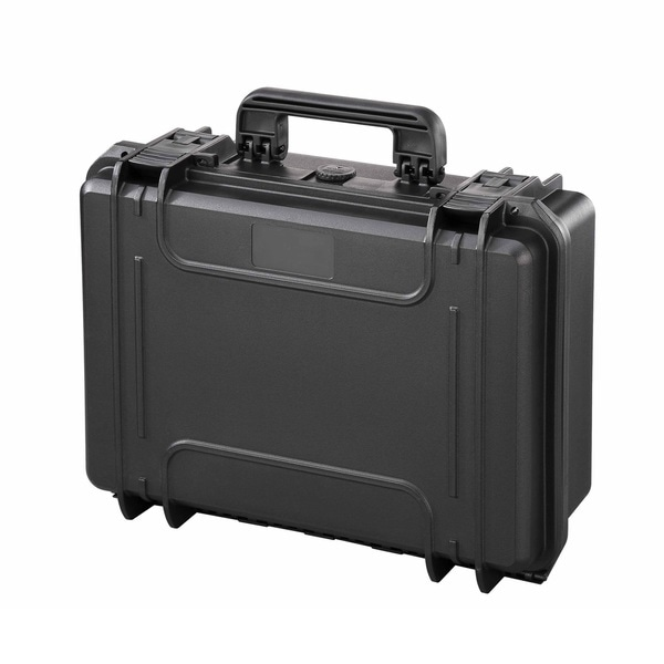 Plastica MAX430S 18.27-inches x 14.41-inches x 6.93-inches High Waterproof Outdoor Tackle Box