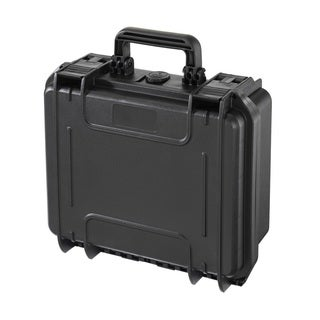 Plastica Black Polypropylene Waterproof Case
