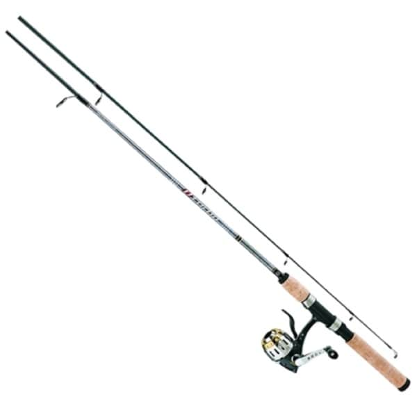 Daiwa T-Turbo Fiberglass Underspin 5-foot Ultralight Combo Pole