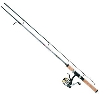 Daiwa D-Turbo Underspin 5-foot Ultra-Light Action Rod and Reel Combo