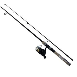Daiwa D-Shock Reel and Rod Combo with Line
