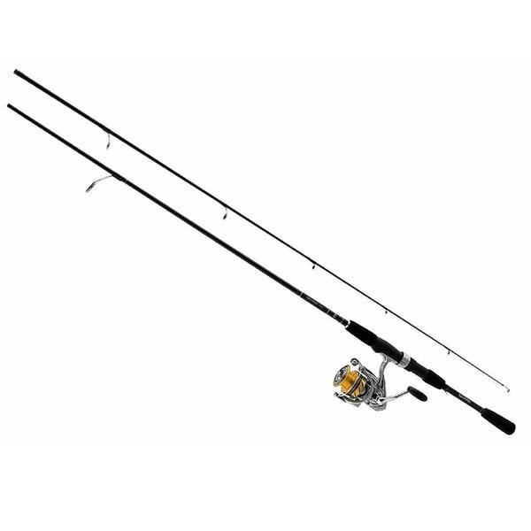Daiwa Revros Graphite and Aluminum Freshwater Spinning Fishing Rod