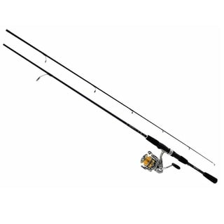 Daiwa Revros Graphite and Aluminum Freshwater Spinning Fishing Rod