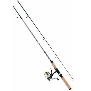 Daiwa D-Turbo Fiberglass Spin-cast Fishing Rod Combo