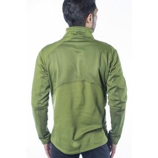 Spiral Men's Active Stretch Fleece 1/4 Zip Pullover