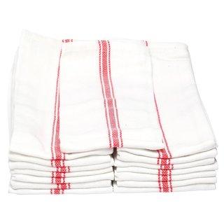 Melange Classic Cotton Kitchen Towels (Case of 15)