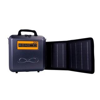 KaliPAK 201 192-Watt Hour Portable Solar Generator Kit