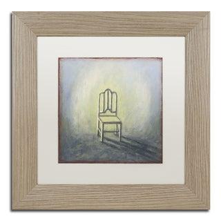 Rachel Paxton 'Chair' Matted Framed Art