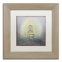 Rachel Paxton 'Chair' Matted Framed Art