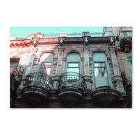 Masters Fine Art 'Havana Art Deco' Canvas Art