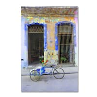 Masters Fine Art 'Havana Apartment No 203' Canvas Art