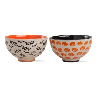 TAG Happy Halloween Bowl Set Of 2