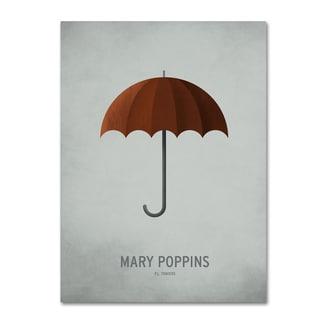 Christian Jackson 'Mary Poppins' Canvas Art
