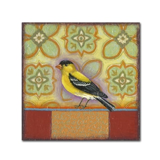 Rachel Paxton 'Small Bird 248' Canvas Art