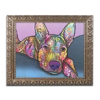 Dean Russo 'Rocky' Ornate Framed Art