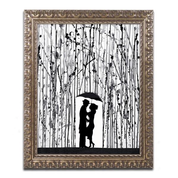 Shop Marc Allante \'Film Noir\' Ornate Framed Art - Free Shipping ...