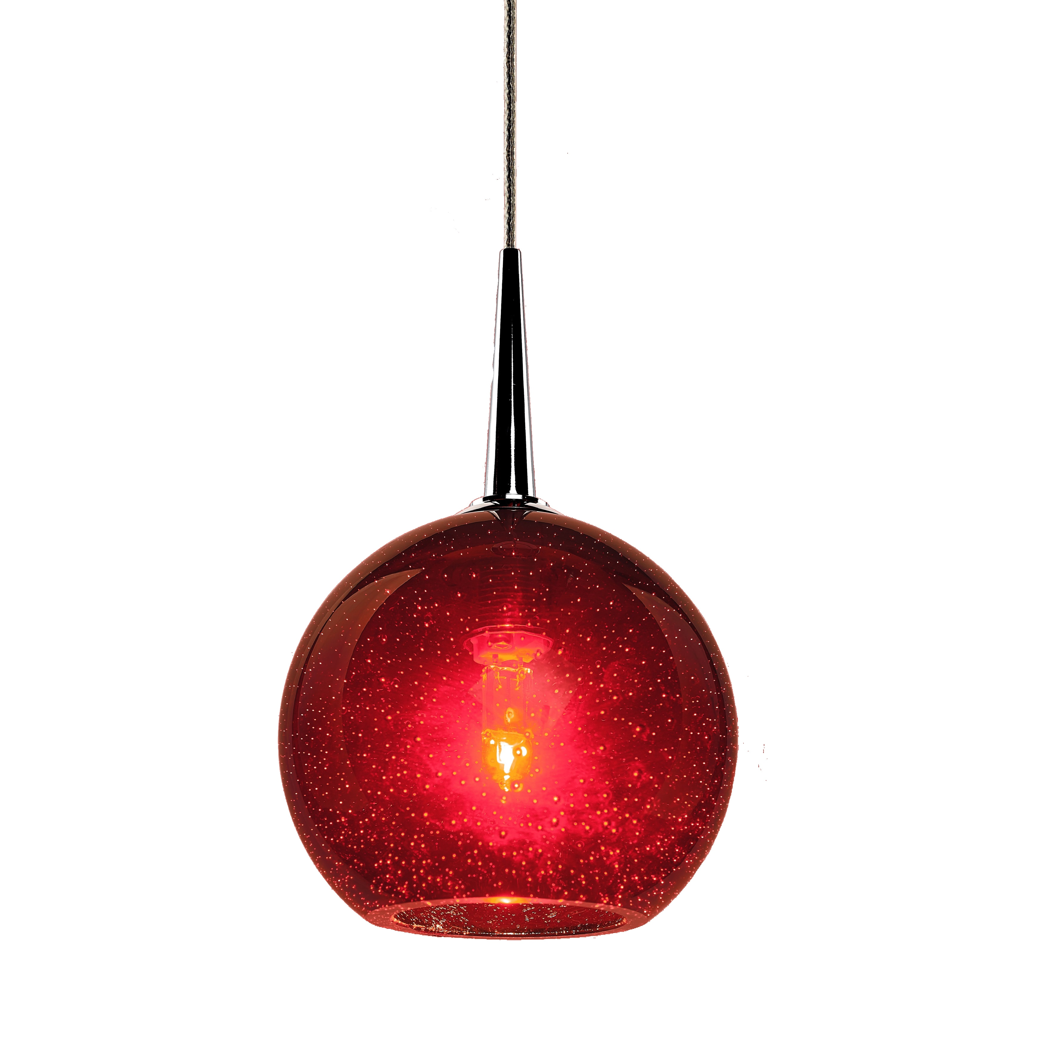 Red Pendant Lamps
