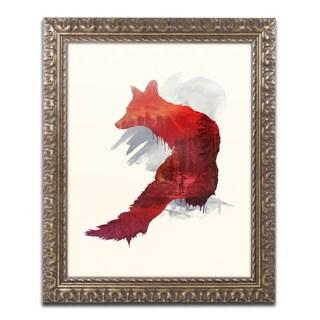 Robert Farkas 'Bad Memories' Ornate Framed Art