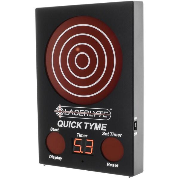 Laserlyte Quick Tyme Laser Trainer Target
