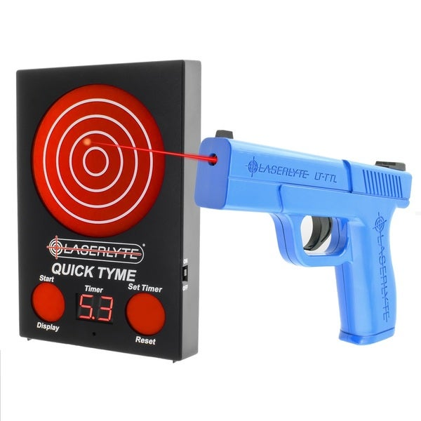 Laserlyte Quick Tyme Laser Trainer Kit