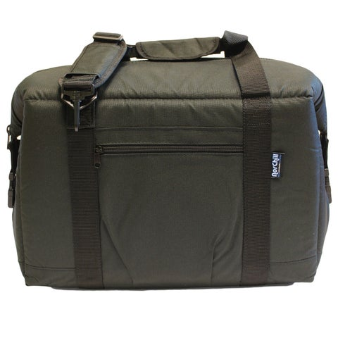 NorChill BigChill Multicolor Nylon 48-can Soft-sided Cooler Bag