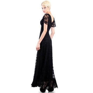 Black Evening &amp Formal Dresses - Overstock.com Shopping - Designer ...
