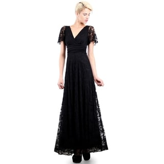 Pictures of long dresses for women