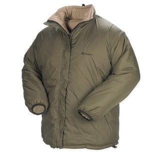 Proforce Snugpak Men's Sleeka Elite Green Nylon Reversible Jacket
