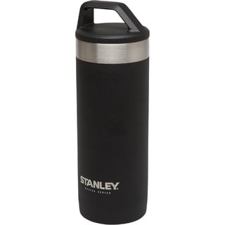 Stanley Master Vacuum Black 18-ounce Thermal Mug