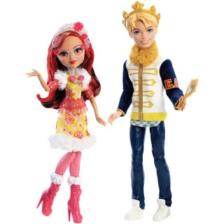 Ever After High Epic Winter Daring Charming and Rosabella Beauty Dolls (Pack of 2)