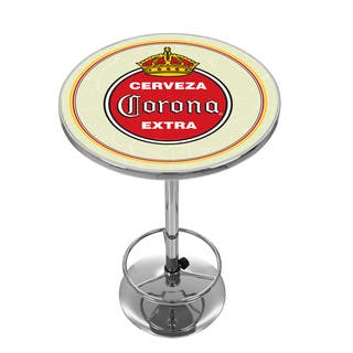 Corona Chrome Pub Table - Vintage|https://ak1.ostkcdn.com/images/products/12981848/P19728907.jpg?impolicy=medium
