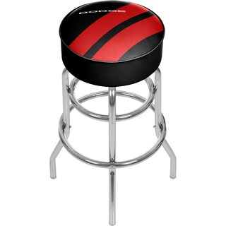 Dodge Bar Stool - Big Stripe