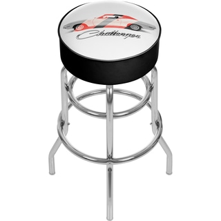Dodge Bar Stool - Challenger Stripes