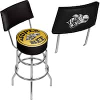 Dodge Bar Stool with Back - Super Bee
