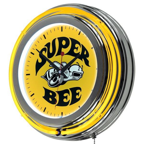 Dodge Neon Clock - Super Bee