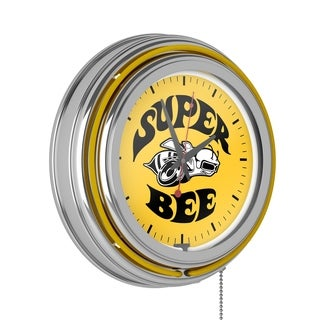 Dodge Neon Clock - Super Bee