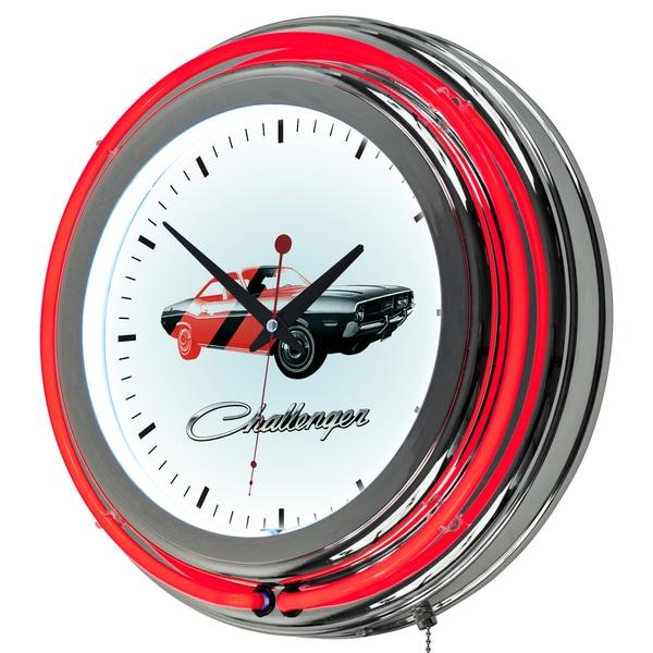 Dodge Neon Clock - Challenger Stripe 2