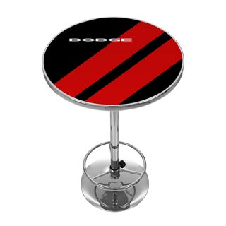 Dodge Pub Table - Big Stripe