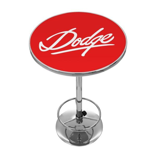 Dodge Pub Table - Signature