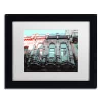 Masters Fine Art 'Havana Art Deco' Matted Framed Art